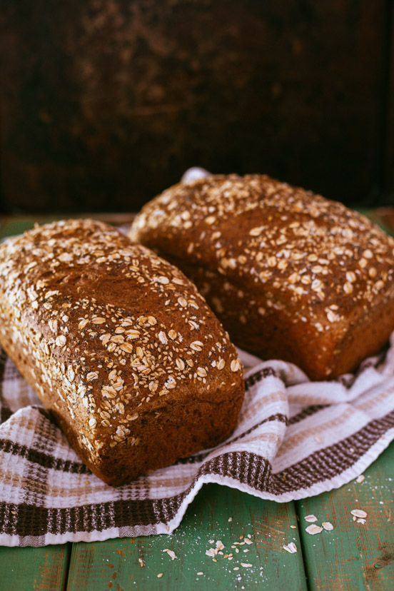 Quinoa Spelt Bread