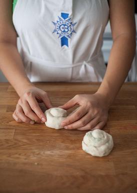 Chinese Scallion Pancake