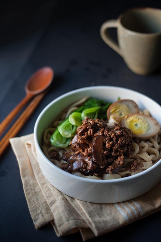 Taiwanese Braised Pork (Lu Rou)